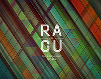 RAGU cafe | Identity | elements | menu