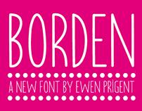Borden (typography)