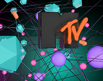 Motion design MTV