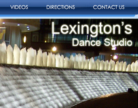 Dance Site & Graphics