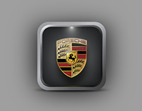 application PORSCHE