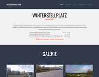 ROSENGärtnerei PRIM - One Page Layout (Germany 2013)