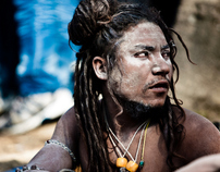Portraits from Shivaratri
