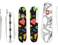 Graphism for Victorinox