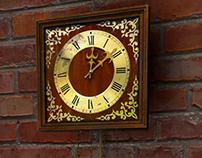 Wall Clock (3d model)