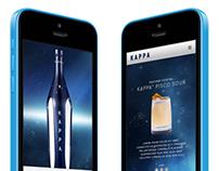 GM Kappa Mobile Site