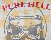 Pure Hell Poster
