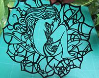 Papercut Art #15