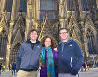 Cologne, A family Pilgrimage