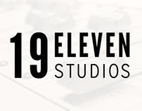 19eleven Studios // Branding & Web Design