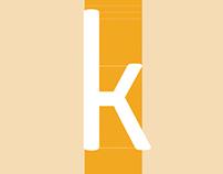 Oblongo font