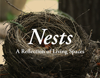 Nests: A Reflection of Living Spaces
