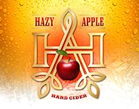 Hazy Apple Hard Cider