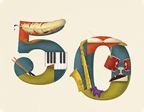 50 Godina Doma Omladine Beograda