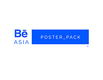 Be Asia Poster Pack 2018