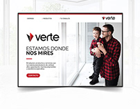 Diseño web - Email Marketing - Social Media - VERTE