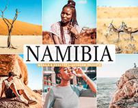 Free Namibia Mobile & Desktop Lightroom Presets