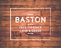 Baston // Free Font