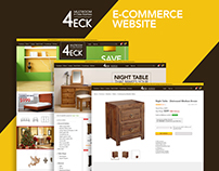 4reck E-commerce Website