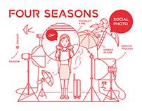 Four Seasons:Speak In Camera
