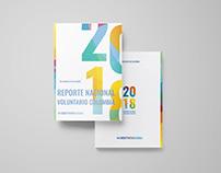 Reporte Nacional Voluntario - Colombia