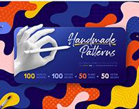 Handmade Patterns Ultimate Bundle By:Samolevsky Art