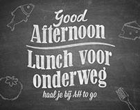 Albert Heijn to go - Lunch voor onderweg