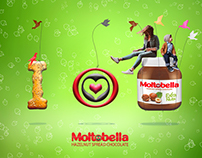 Moltobella Spread Chocolate Ad