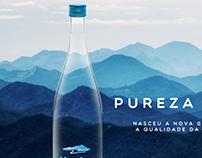 VUMBA - Glass water bottles - brand campaign