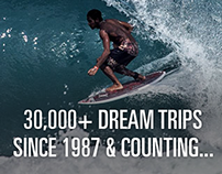 The Surf Travel Company Website