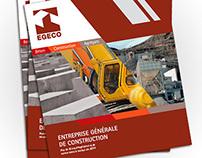 EGECO Branding Identity