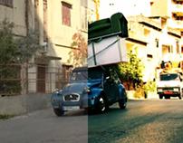 VFX Car tracking