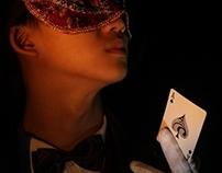 Nicholas the magician