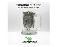Joystick Gamebar Advertisements