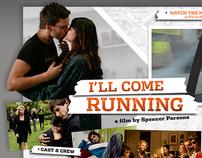 I'll Come Running, Website
