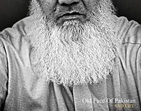 Old pakistan face