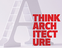 Campaign Festival Event: 'Think Architecture'