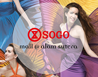 Sogo Alam Sutera Campaign