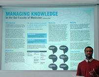 Knowledge Management research poster