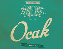 Typographic Posters for Calendar