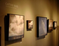 """Captive Sky"" Robert Lange Studios, Solo Exhibition"