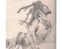 bob marley lion from zion