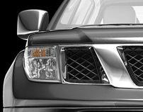 Nissan Frontier (3D)