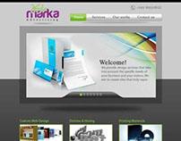 marka media website