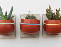 Concrete Flowerpot