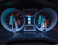 Fisker Karma Show Car