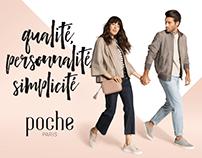 Poche Paris campaign