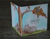 birth announcement Oscar
