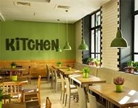 """Kitchen"" gastrocafe_Kiev 2013"