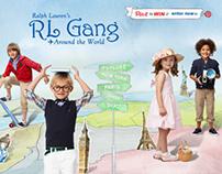 Ralph Lauren RL Gang